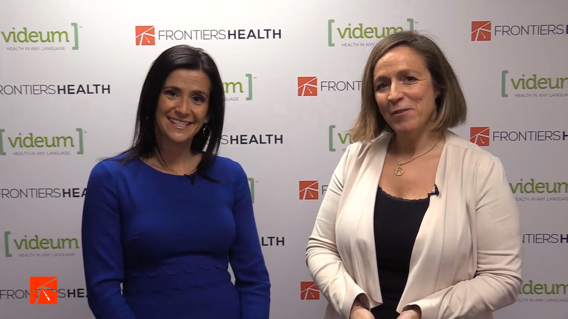 Myriam Martin on the support given and planned for digital health startups